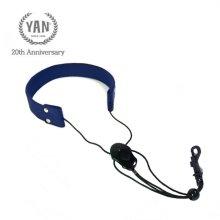 얀(YAN) 색소폰 스트랩 / YSL-W 두꺼비형 (블루+블랙)