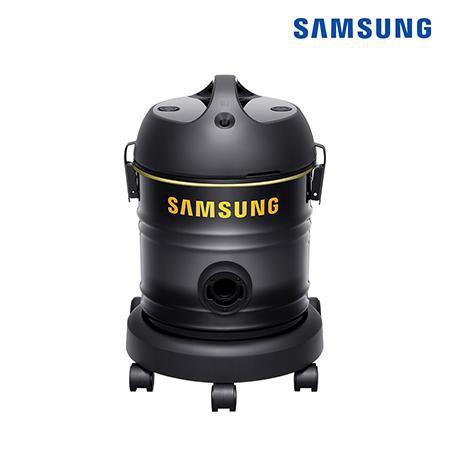 (단순변심 반품상품) 업소용 청소기 VW33M7510LK [1400W / 대용량 먼지통 / 2중 워셔블 필터]