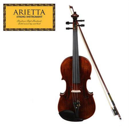 신학기 바이올린 특가 Arietta 아리에타 AVS301E 바이올린 4/4 사이즈 (유광)