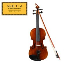 신학기 바이올린 특가 Arietta 아리에타 AVZ101E 바이올린 4/4 사이즈 (유광)