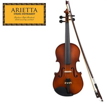 신학기 바이올린 특가 Arietta 아리에타 ASN-490 바이올린 1/4 사이즈 (무광)