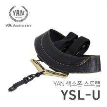 얀(YAN) 색소폰 스트랩 / YSL-U 골드