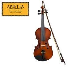 신학기 바이올린 특가 Arietta 아리에타 ASN-490 바이올린 3/4 사이즈 (무광)
