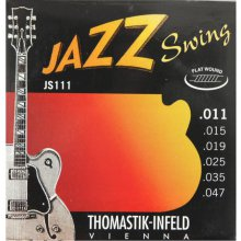 Thomastik Swing Series Jazz Guitar String JS111 (011-047)