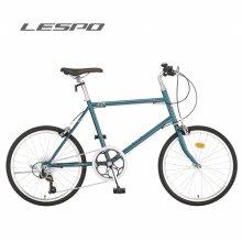 삼천리자전거 18년식 애스크 20 레스포 미니벨로 자전거 블루 그린:440