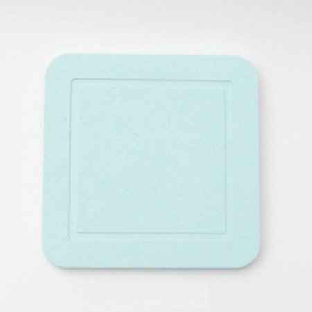 DONO 규조토 컵받침 사각형 민트 101.002.08