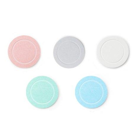 DONO 규조토 컵받침 원형 블루 101.002.04
