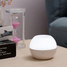 충전식 LED 무드램프 APPLE PM-500 [밝기&빛색상 미세조절 / 생활방수 / 메모리 기능]
