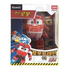 데이비드토이 로봇트레인2 변신로봇 알프