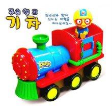 스타 뽀로로 푸시앤고기차 어린이장난감 색상임의배송
