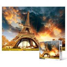 1014피스 직소퍼즐  에펠탑 파리의 황혼
