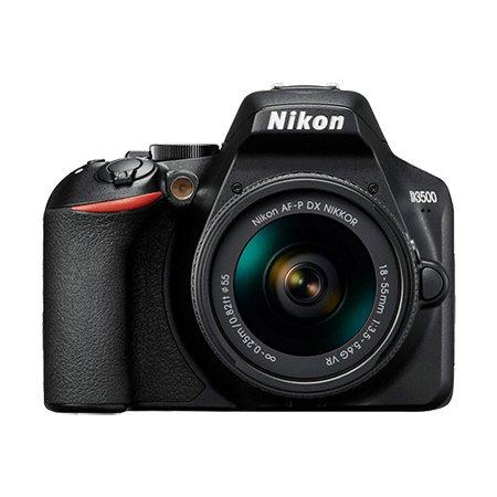 DSLR 카메라 D3500 [본체+AF-P 18-55mm VR]