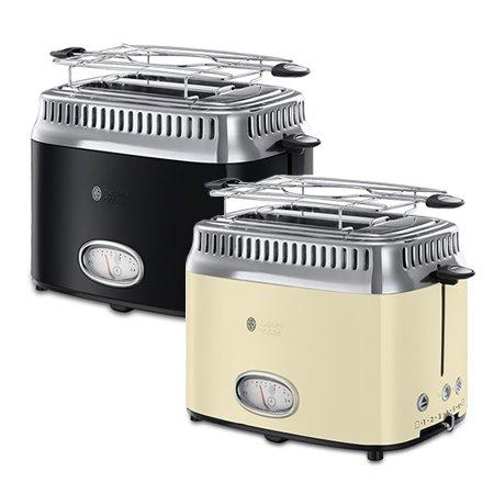 토스터기 RH-2168 [3가지 버튼 / 다양한 굽기조절 / 토스팅 표시창]