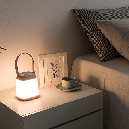 마카롱 LED 충전식 무드등 SL-ML100 핑크