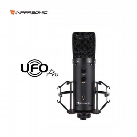 인프라소닉 UFO PRO USB콘덴서 마이크