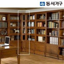 옥스포드 프라임 유리코너책장 _엔틱