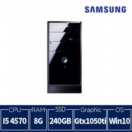 4세대 게이밍 삼성컴퓨터 DB400T3A [8G/SSD240G/GTX1050TI/Win10]