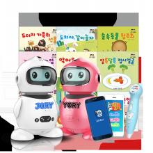 인공지능 요리조리로봇 스마트성장동화 / 색상선택