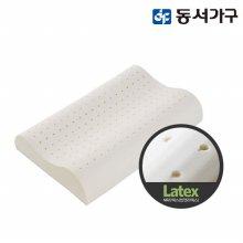NR 천연 라텍스 베개(대형) _화이트