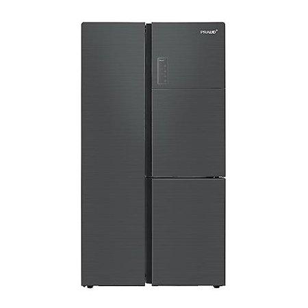프라우드 양문형 냉장고_쉐이드메탈 WRG809PJSM [802L]