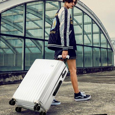 토부그 TBG526 20 화이트 캐리어 여행가방