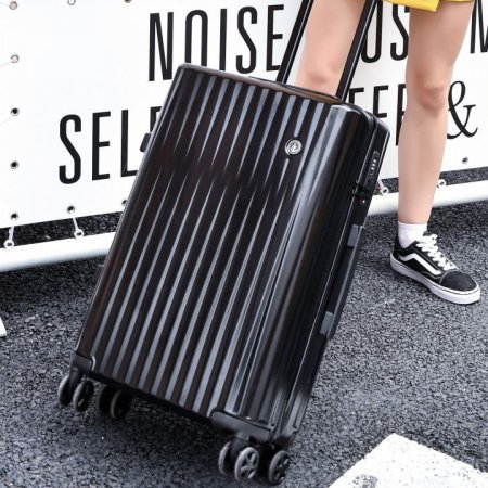토부그 TBG526 블랙 24 캐리어 여행가방