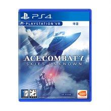 PS4 에이스컴뱃 7 : 스카이즈언노운
