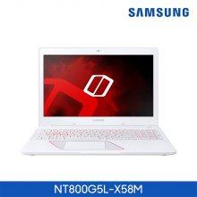 고성능 게이밍 노트북 Odyssey (39.6cm/15.5) NT800G5L-X58M
