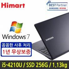 [삼성] 인텔 i5-4210U / 4G / SSD 256G / 윈도우7 정품 [900X3G-S2] 슬림 노트북 휴대용/사무용/대학생/인강용