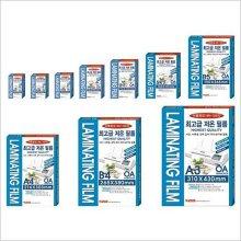 라미넥스 코팅필름 100MIC A4 216x303mm 1권100매_W490522
