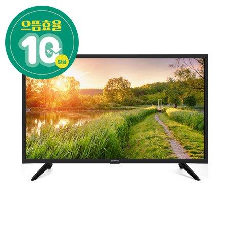 80cm HD TV L32U6510TK [블랙 컬러 / 1등급 / HDMI 2.0 2단자]