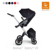 스토케 익스플로리V6 실버프레임(블랙핸들) - 베이직 컬렉션 (옵션선택) _그레이멜란지