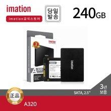 A320 240GB SSD 2.5 하드
