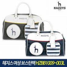 헤지스골프 정품 여성 보스턴백 HZBB1009-003L 그레이