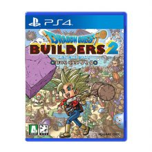PS4 드래곤 퀘스트 빌더즈2 : 파괴신 시도와 텅빈섬