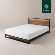 아이언라인 하이브리드 침대 프레임 (슈퍼싱글)