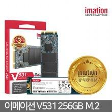 V531 256GB M.2 2280 SSD 하드
