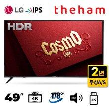 124cm UHD TV / C492UHD IPS HDR [택배기사배송 자가설치]