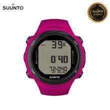 [정품]순토 D4i 노보 핑크 Novo Pink SS020396000
