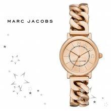 MJ3595 여성 로즈골드 시계