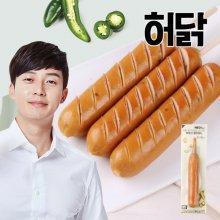닭가슴살 소시지 후랑크 할라피노 70g