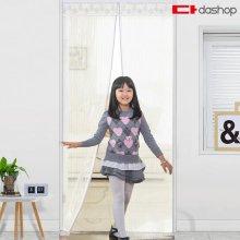 다샵 현관/방문형 자석 방풍비닐 3중에어캡 90x210