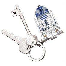 (영국 팔라돈정품) 스타워즈 R2-D2 터치사운드 키링_2B49B9