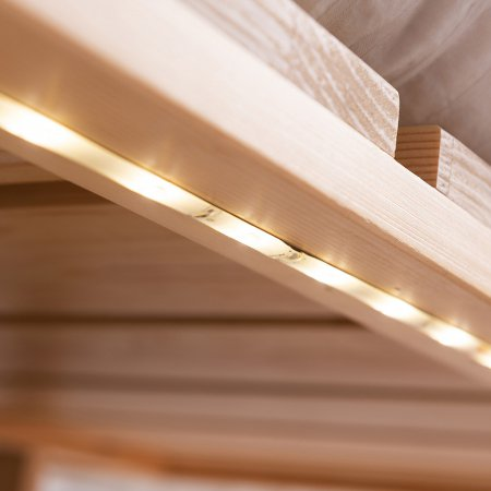 LED 스트립바 동작 감지 센서 라이트 무드등 싱글