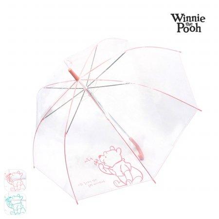 디즈니 푸우 홀씨POE 장우산 HUPHU80002 핑크