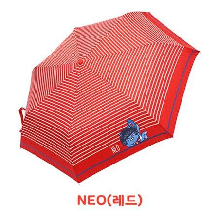 마린 3단우산 IUKTU30026 네오(레드)