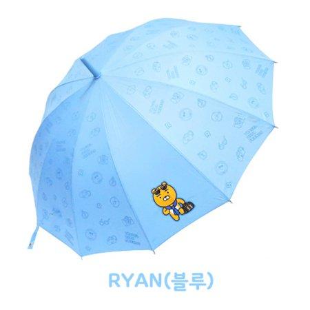 57 트래블패턴 12K 장우산 IUKTU10025 라이언(블루)