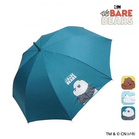 위베어베어스 패턴 장우산 IUWBU10001 그린