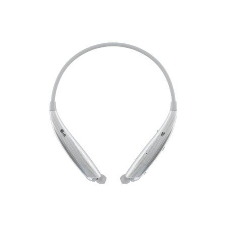 LG전자 넥밴드형 블루투스 이어폰[실버][HBS-835]