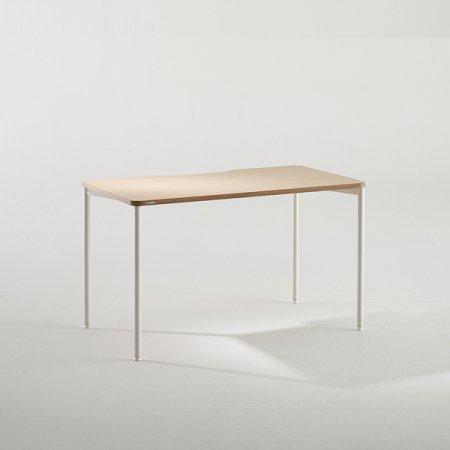 컴퓨터 책상 BDC012 (1200X700) 화이트:버건디